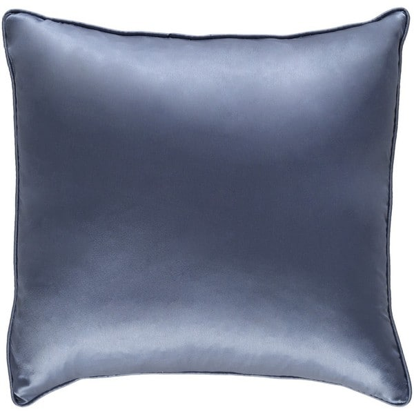 Decorative Verdi 18-inch Feather Down or Poly Filled Pillow