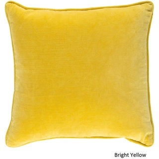 Decorative Vesey 18-inch Down or Poly Filled Pillow