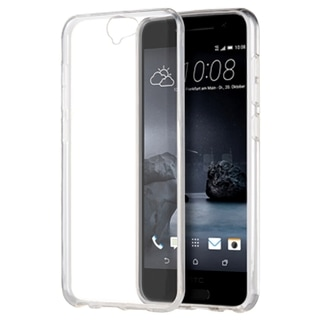 Clear HTC One A9 Crystal Skin Case