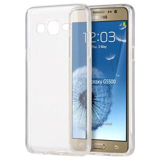 Samsung Galaxy ON5 High-quality Clear Crystal Skin Case