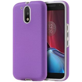 Motorola G4/G4 Plus Ezpress Anti-slip Hybrid Case