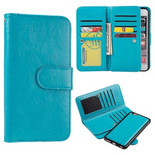 Applie iPhone 6/6S PLUS Timberland Double Flop Leather Wallet With Magnetic Phone Holder