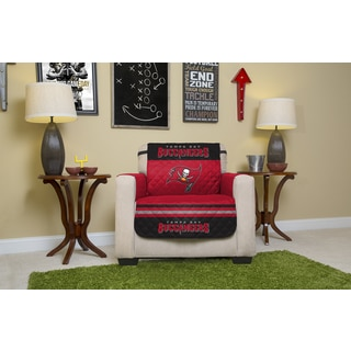 Tampa Bay Buccaneers Multicolored Licensed NFL Chair Protector