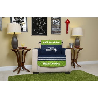 Seattle Seahawks Licensed NFL Chair Protector