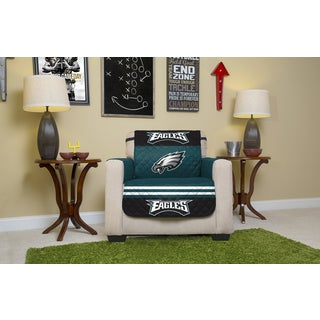 Philadelphia Eagles Microfiber Licensed NFL Chair Protector