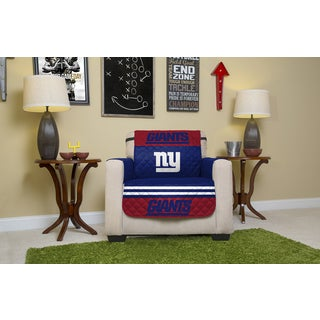 NFL Licensed New York Giants Chair Protector