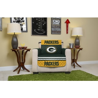 Officially NFL-Licensed Green Bay Packers Chair Protector