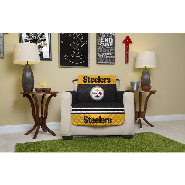 Pittsburgh Steelers Licensed NFL Chair Protector