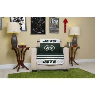 New York Jets Licensed NFL Chair Protector