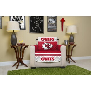 NFL Licensed Kansas City Chiefs Chair Protector