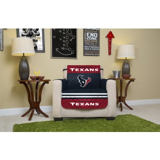 Offical NFL-licensed Houston Texans Chair Protector