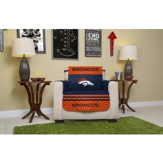 NFL Licensed Denver Broncos Chair Protector