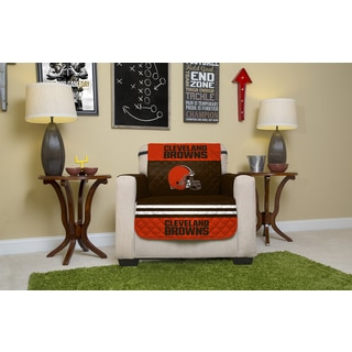 Cleveland Browns Licensed NFL Chair Protector