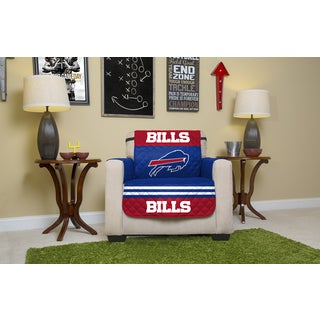 Multicolored Microfiber Buffalo Bills Licensed NFL Chair Protector