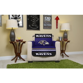 Baltimore Ravens Licensed NFL Chair Protector