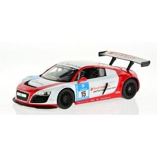 Rastar White Audi R8 Remote Control Car