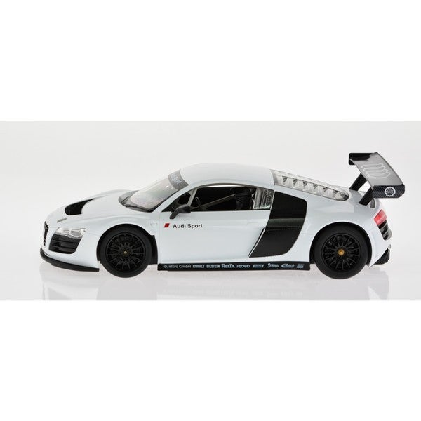 Rastar 1:14 White AUDI R8 Performance 2.4 GHz Remote Controlled Car