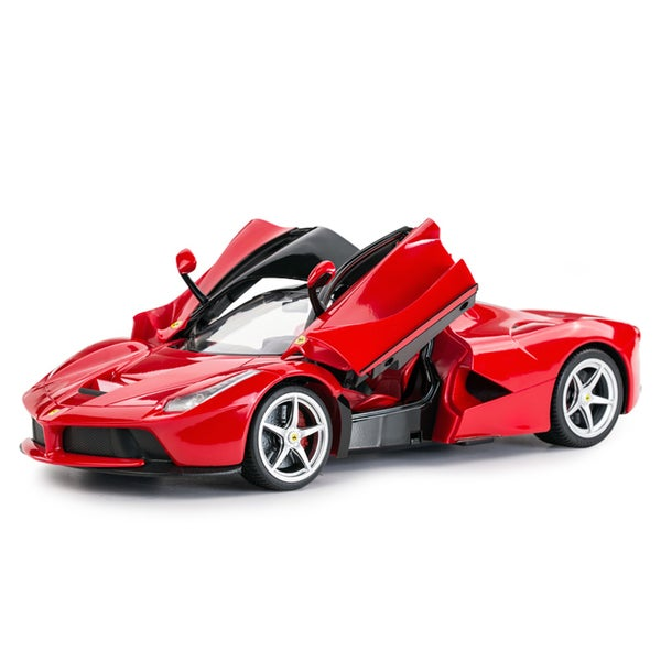 Rastar 1:14-scale Red Ferrari LaFerrari with USB Charger