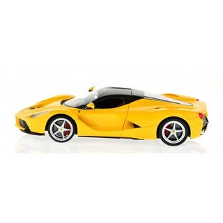 Rastar Yellow 2.4 GHz 1:14 Scale Ferrari LaFerrari Model With USB Charger