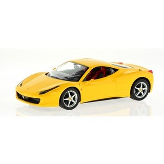 Rastar 1:14 Yellow Ferrari 458 Italia 2.4 GHz Remote Controlled Car