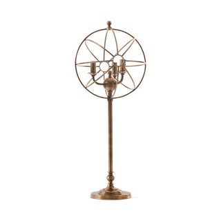 Hip Vintage Keaton Brass Table Lamp