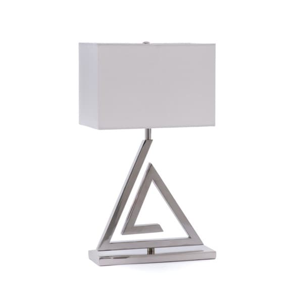 Triangular Table Lamp