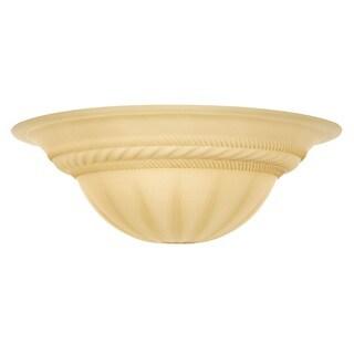 Elegant Designer Glass Lampshade