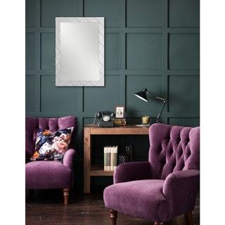 Fallon & Rose 'Trio' Framed Rectangular Wall Mirror