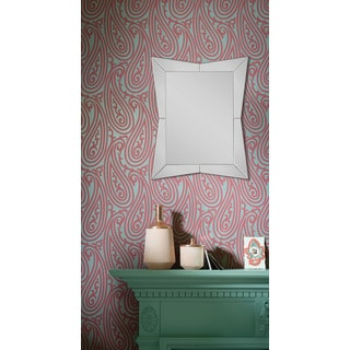 Fallon & Rose 'Divina' Framed Rectangular Wall Mirror