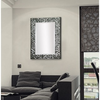 'Kwartz' Framed Rectangular Wall Mirror