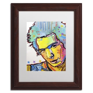 Dean Russo 'Sid' Matted Framed Art