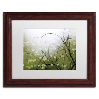 Beata Czyzowska Young 'The Dreaming Tree' Matted Framed Art