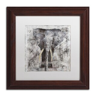 Joarez 'Wild Life' Matted Framed Art