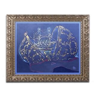 Lowell S.V. Devin 'Azova Egg' Ornate Framed Art