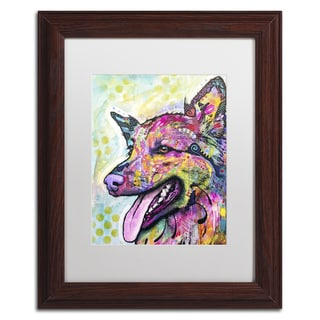 Dean Russo 'All The Love' Matted Framed Art
