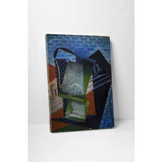 Classic Masters Gris Juan 'Abstraction' Gallery Wrapped Canvas Wall Art