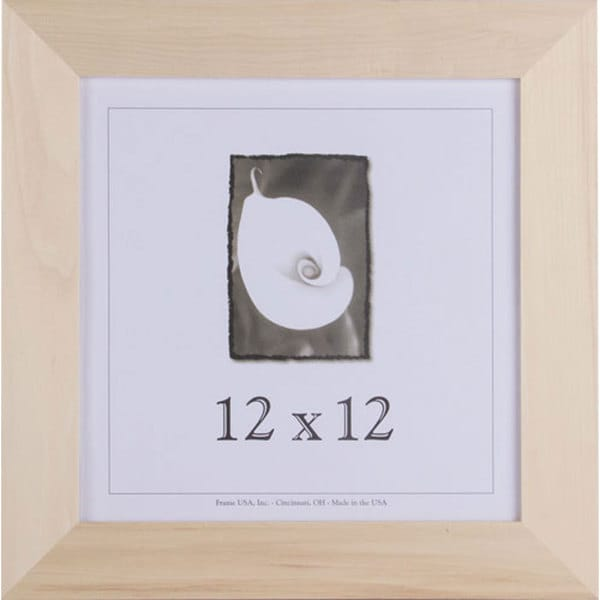 Shop Unfinished Wood 12 Inch Square Frames Ships To Canada