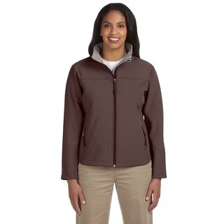 Soft Shell Women's Brown Jacket