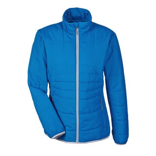 Resolve Women's Interactive Insulated Packable Nautical Blue/Platinum 413 Jacket