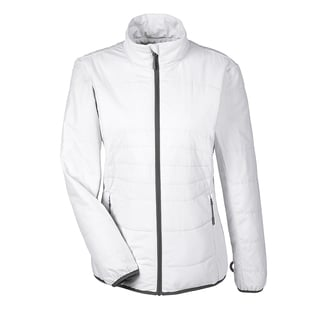 Resolve Women's Interactive Insulated Packable Crystal Qrt/Dgr 695 Jacket