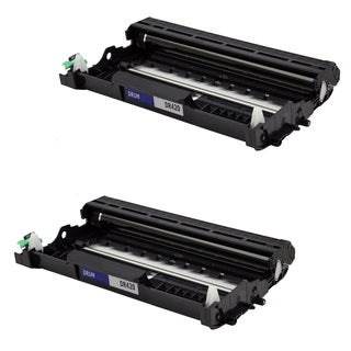 2PK Compatible DR420 Drum Cartridge For Brother Laser Printers HL-2240 series, HL-2270 Series ( Pack of 2 )