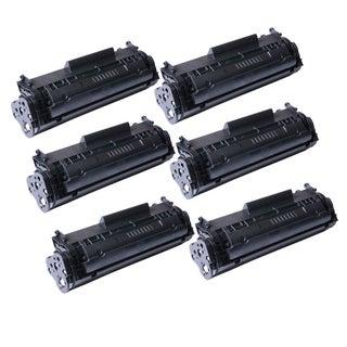 6PK Canon FX9 Compatible Black Toner Cartridge Canon imageCLASS D480 L120 L90 MF4150 MF4270 MF4350 (Pack of 6)