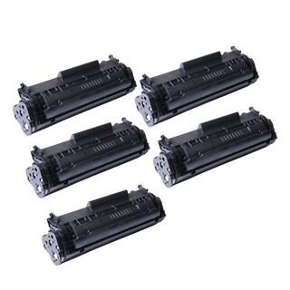 5PK Canon FX9 Compatible Black Toner Cartridge Canon imageCLASS D480 L120 L90 MF4150 MF4270 MF4350 (Pack of 5)