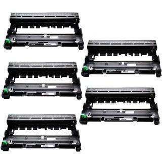 5PK Compatible DR630 Drum Cartridge For Brother HL-L2300D, HL-L2305W, HL-L2320D, HL-L2340DW, HL-L2360DW ( Pack of 5 )