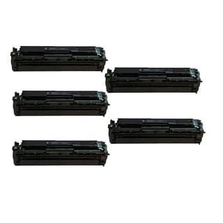 5PK Canon 116BK Compatible Black Toner Cartridge Canon ImageClass MF8050cn (Pack of 5)