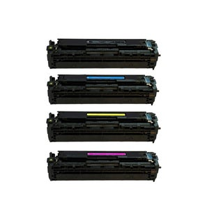 4PK Canon 116BK C M Y Compatible Black Cyan Magenta Yellow Toner Cartridge Canon ImageClass MF8050cn (Pack of 4)