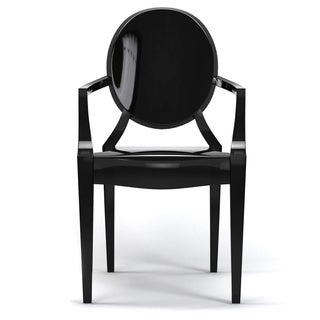Gibson Living Phantom Home Decorative Occasional Dining Armchair
