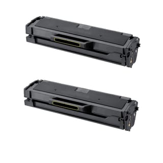 2PK Dell 1160 Compatible Black Toner Cartridge Dell B1160 B1160W Laser Printer (Pack of 2)