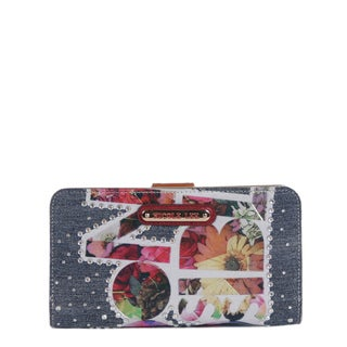 Nicole Lee 'As Soon As Possible' Print Wallet
