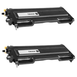 2PK Compatible TN350 Toner Cartridge For Brother DCP-7020, HL-2030, HL-2040, HL-2070N, Intellifax 2820 ( Pack of 2 )